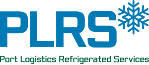 Port Logistics Refrigerated Services Logo